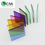 ガラスカーテン・ウォールの正面ガラスポイント固定の積層物ガラス