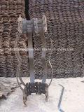 API-Ölfeld-Schweißungs-Bogen-Zentralisator für reparierte das Gehäuse-Rohr