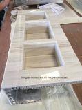 大理石の蜜蜂の巣のパネルの乾燥したハングのインストール