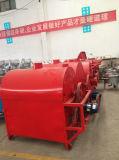 Máquina económica del asador del girasol del germen de mostaza por Firewood/el carbón 150kg por el tratamiento por lotes