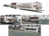 Flexo Printer Slotter Die Cutter Folder Gluer Bundling Package Machine