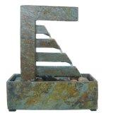 4 лестниц камень крытый водный фонтан