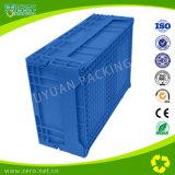 La plastica pieghevole di fabbricazione professionale parte il contenitore di memoria