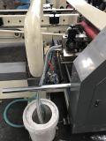 Scatola pieghevole ondulata della scatola di carta ed incollare macchina imballatrice