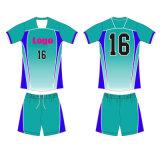 T-shirt fait sur commande de volleyball de Deisgn avec votre logo et nom