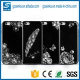 De nieuwste Hete Verkopende Dekking van de Telefoon van de Luxe van Bergkristallen Bling Mobiele voor iPhone 5/5s/Se