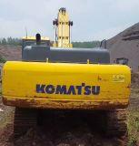 굴착기 Komatsu 일본 사용된 PC 370-7 2014년