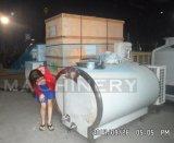 Sanitaire du lait froid en acier inoxydable cuve de refroidissement (ACE-ZNLG-3H)