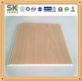 Placa de PVC de diseño de color Woodern