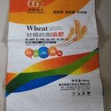 Bolso tejido impresión colorida del fertilizante del bolso