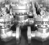 Отливка клапана штуцера трубы нержавеющей стали OEM с подвергать механической обработке