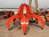 LuchtKraan van de Machines van het Hijstoestel van Qz de Model Elektrische Opheffende met Greep voor Installaties, Pakhuizen, Workshop, Fabriek