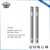 Ds93 EGO de Ecigarette del vaporizador del acero inoxidable 0.5ml 230mAh Ecig