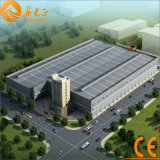 Entrepôt en acier léger diplômée par CE (SS-385)