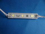 Samsung cola o módulo do diodo emissor de luz 5050 3chips para anunciar