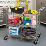 Промышленная тележка завальцовки/общего назначения вагонетка тележки/металла (TR481838A3)