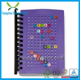 Promotion Spiral Paper Notebook with Pen Wholesale