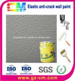 Flexibilidade Crack decoração à prova de revestimento impermeável de parede de casa