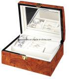 Contenitore di regalo dell'imballaggio dei monili/cassa di legno laccati alta lucentezza
