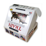 Выполненная на заказ офсетная печать бумажная упаковывая коробка Fp600135