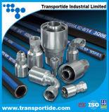 ISO-Bescheinigungs-hydraulischer Gummischlauch 2sn/R2at für Erdölindustrie