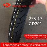 Heiße auf lager niedriger Preis-Motorrad-Gummireifen/Reifen des Verkaufs-2.75-17 Emark Bescheinigung