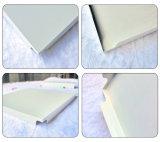 matériaux en aluminium carrés de décoration intérieure du plafond 600X600