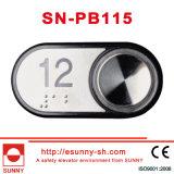 Belichtetes Push Button für Elevator (CER, ISO9001)