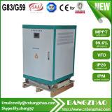 inversor solar del bombeo de agua del motor trifásico 55HP con la salida 380V-460VAC