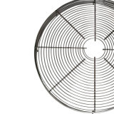 Ventilateur de fil métallique de doigt Grill Gurad couvre pour ventilateur industriel