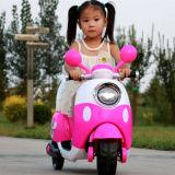 おもちゃのベストセラーの安いPPの電気オートバイか子供の軽量の乗車