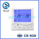 Thermostat de pièce d'affichage à cristaux liquides pour la climatisation (BS-236)