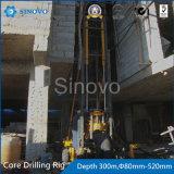 XYT-2B Type de remorque Core Drilling Rig