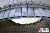 Ceramische Binnenband van Voorverwarmer voor Industrie van het Cement