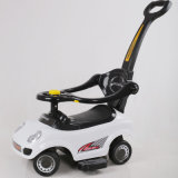 Multifunktions3 in 1 Baby-Schwingen-Auto mit Pushbar