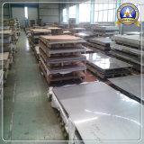 Placa laminada a alta temperatura inoxidável ASTM/AISI da chapa de aço (316 316L 316Ti)