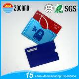 情報を保護するためのカードを妨げるRFID