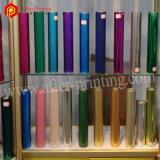 Rainbow Feuille d'estampage à chaud avec du papier