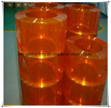 PVCストリップロール、赤い溶接PVCドア・カーテン