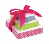 Дешевый кубик примечания кубика памятки пирамидки популярной бумаги для промотирования