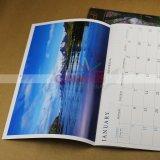 Печатание календара съемки календара стены высокого качества