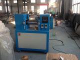 Mezcla de laboratorio Molino para Caucho y Plástico