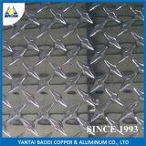 1050년, 3003, 3105 5개의 바에 의하여 돋을새김되는 알루미늄 Checkered 격판덮개