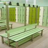 HPL Changging Raum-Schließfach und Prüftisch