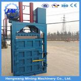 Bale Máquina de embalaje de la máquina eléctrica vertical hidráulico algodón Baler