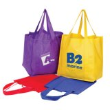 Niet-geweven Bag met Ribbons of Handles
