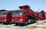Sinotruk HOWO 6X4 290HP caminhão de caixa basculante