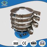 Peneira vibratória elétrica para filtração de especiarias e tomilho