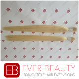 Diritto serico di Remy dei capelli di estensione reale 100% popolare alla rinfusa