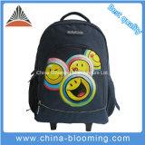 卸し売り学校学生のトロリー車輪の子供の走行のバックパック袋